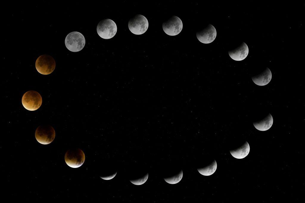 【保存版】2019年の新月・満月(月相)一覧